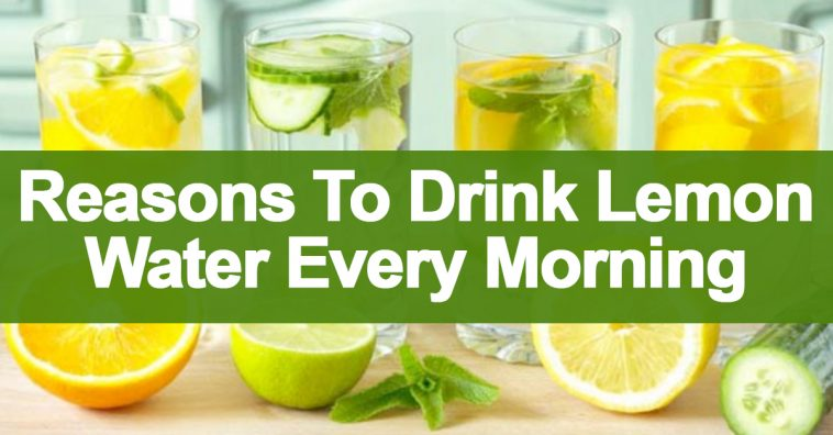 7 reasons to drink lemon water every morning healthy recipes - Seven reasons to make the bed every morning ...