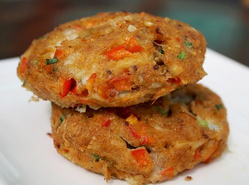 Crab Cake Recipe Low Calorie: BAKED CRAB CAKES